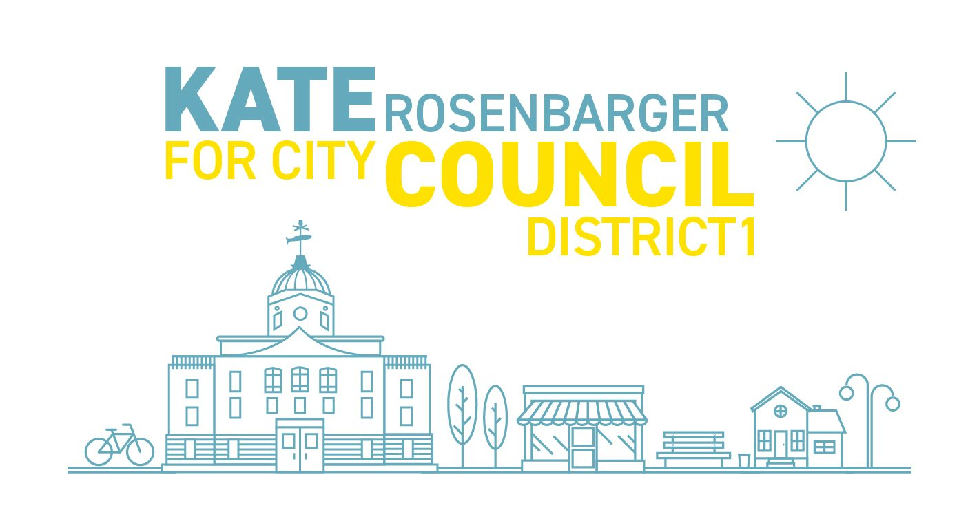Kate Rosenbarger for Bloomington City Council
